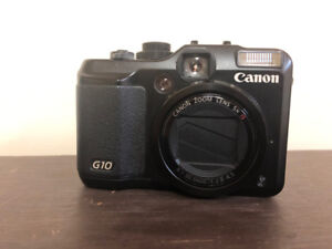 Canon Camera with waterproof case for Sale!
