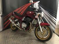 1997 P SUZUKI BANDIT 1200 1157CC GSF 1200 V
