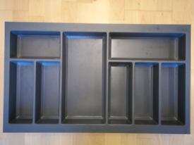 Cutlery tray insert for 800mm howdens drawer