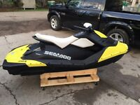 2014 Sea-Doo Spark 900HO - Trade for Stand Up