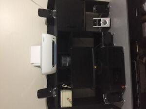 Logitech z-5500 surround sound system