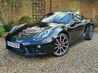 2014 64 Porsche Cayman 3.4 S 2dr PDK, 2 Owner, Finance Available!