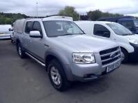 Ford Ranger 2.5TDCi ( 143PS ) 4x4 XLT Double Cab Pickup