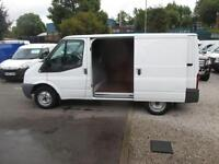 2010 60 FORD TRANSIT 280 TURBO DIESEL SWB LOW ROOF 89,000 MILES ON LEASE COMPANY