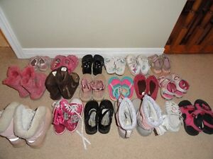 Toddler girls shoes and sandals Kitchener / Waterloo Kitchener Area image 1