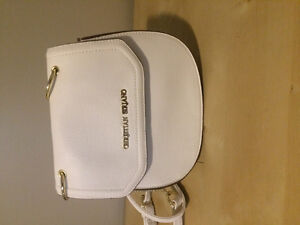 Never used White Purse