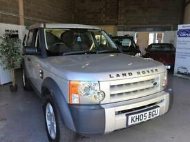 2005 05 LandRover Discovery TDV6 S 7 Seater,Low Mileage