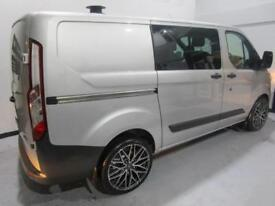 2013 Ford Transit Custom 2.2TDCi 125 CREW CAB 310 L2 Trend *BUY FOR £60 A WEEK*