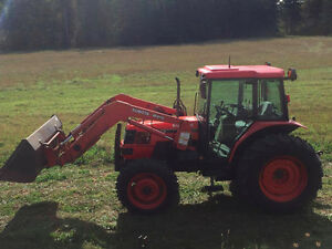 Kubota Tractor for sale