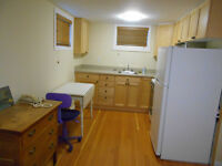 1 Br lower suite, Mount Pleasant NW. Newly Renovated.