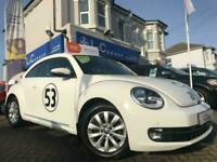 Volkswagen Beetle 1.6 TDI BlueTech Design 3dr DIESEL MANUAL 2013/13