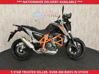 KTM DUKE 690 DUKE 13 MOT TILL MARCH 2019 LOW MILEAGE 2013 63