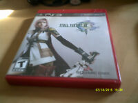 FINAL FANTASY. XIII FOR PS3