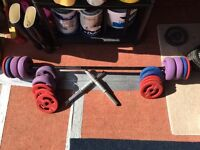 Weights Over 50kg