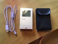Digimate II memory card reader portable hard drive