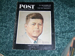 Vintage magazines, J F Kennedy books London Ontario image 2