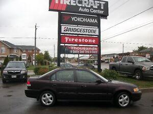 2002 Acura EL Sedan
