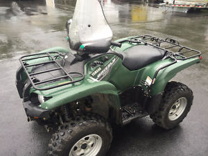 2014 YAMAHA 700 GRIZZLY MINT EPS ( WE FINANCE )