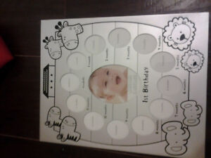 Picture frame for your baby our any one else