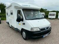SOLD   CHAUSSON WELCOME 55   2005   4 BERTH FIXED BED MOTORHOME   SOLD