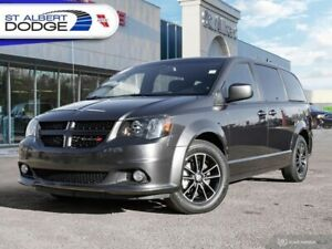 2018 Dodge Grand Caravan GT  WARRANTY REMAINING| HEATED LEATHER
