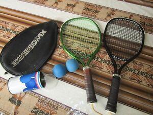 Raquettes de racquets balls