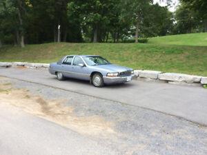 1994 Buick roadmaster lt1