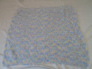 Crocheted Baby Blankets  - Never used!