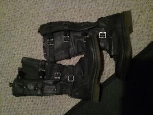 Genuine Doc Marten genuine leather boots