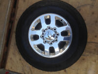 New 2015 GMC / CHEVY 2500 / 3500 Rims and Tires 18'
