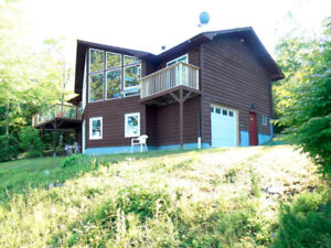 Sherbrooke Lake Cottage, Move In Ready
