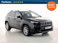 2015 JEEP CHEROKEE 2.0 CRD Limited 5dr SUV 5 Seats