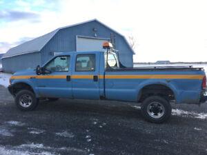 Ford f250 4x4 diesel