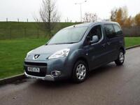 Peugeot Partner 1.6HDi 90 Tepee S Brotherwood Wheelchair accessible vehicle WAV
