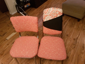 Really confortable kitchen chairs