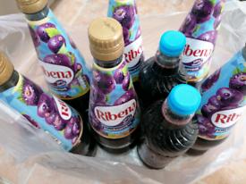 Sugar free blackcurrant