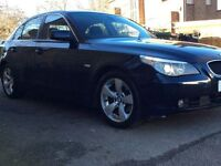 BMW 5 SERIES 2006 MODEL 2.0 DIESEL SPORT AUTOMATIC GREAT SPEC FULLY LOADED AUTOMATIC DIESEL