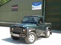 2009 LAND ROVER DEFENDER 90 SWB PICK UP DIESEL