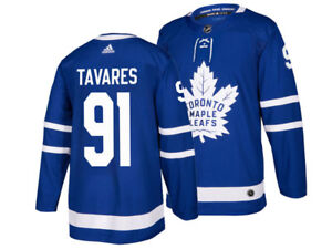 New John Tavares Toronto Maple Leafs Jersey Adidas Large L NHL