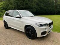 2018 BMW X5 3.0 30d M Sport Auto xDrive (s/s) 5dr SUV Diesel Automatic