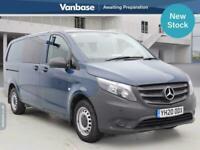 2020 Mercedes-Benz Vito 114CDI Pure Crew Van 7G-Tronic L2 Long Wheelbase Van Cre