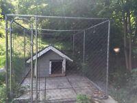 Free dog house