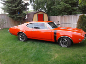 1968 Olds 442      YEAR END PRICE DROP