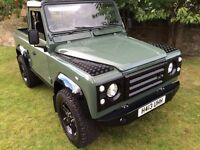 Land Rover defender 200 tdi full restoration superb condition