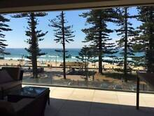 MASSIVE MANLY BEACH FRONT APARTMENT – LARGE BALCONY DOUBLE Manly Manly Area Preview