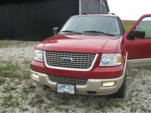 2005 Ford Expedition Eddie Bower SUV, Crossover