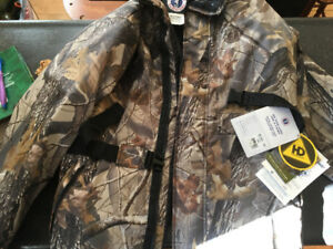 Camo Mustang Floater Jacket