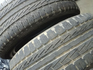 245/50R20 Pirelli Scorpion STR All season set of 2 tires