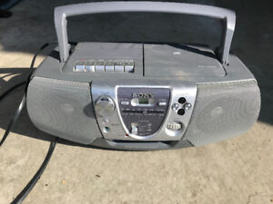 Sony Boombox for Sale - Works Great for CD and Radio!