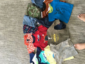 18-24 months baby boys clothes